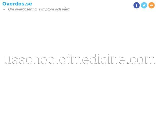 d vitamin överdosering symptom